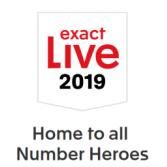 QUBE verzorgt twee sessies tijdens Exact Live 2019