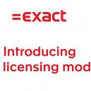 Nieuw Exact licentiemodel!