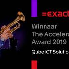 Winner of the Exact Accelerator Award'19