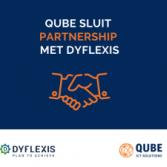 QUBE sluit partnership met Dyflexis