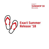 There is a new Summer Release from Exact