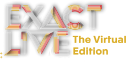 Exact Live - The virtual edition
